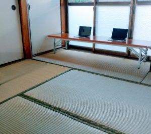 今宿東教室 タブレット