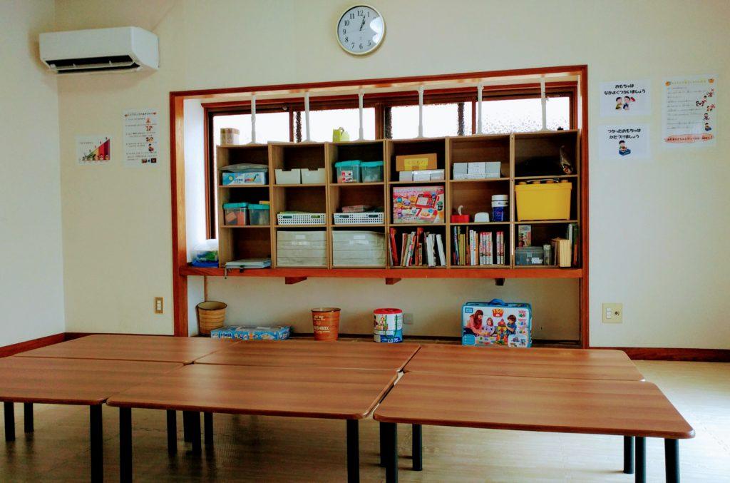 今宿東教室 プレイルーム